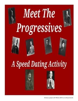 Speed dating history lesson