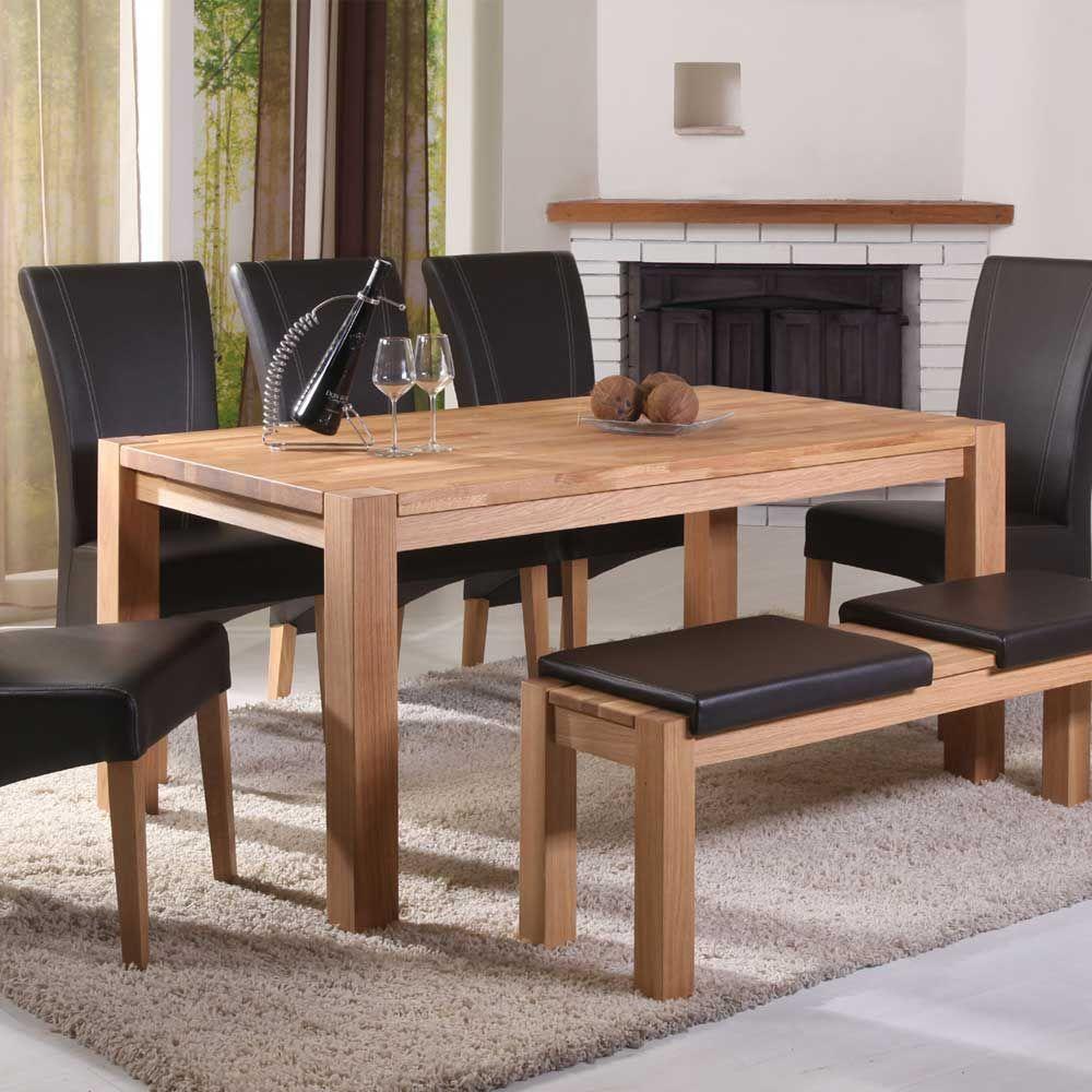 Eiche Esstisch Massiv Verlängerbar Holztisch ,massivholztisch,küchentisch,esszimmertisch,holztisch Massiv,tisch