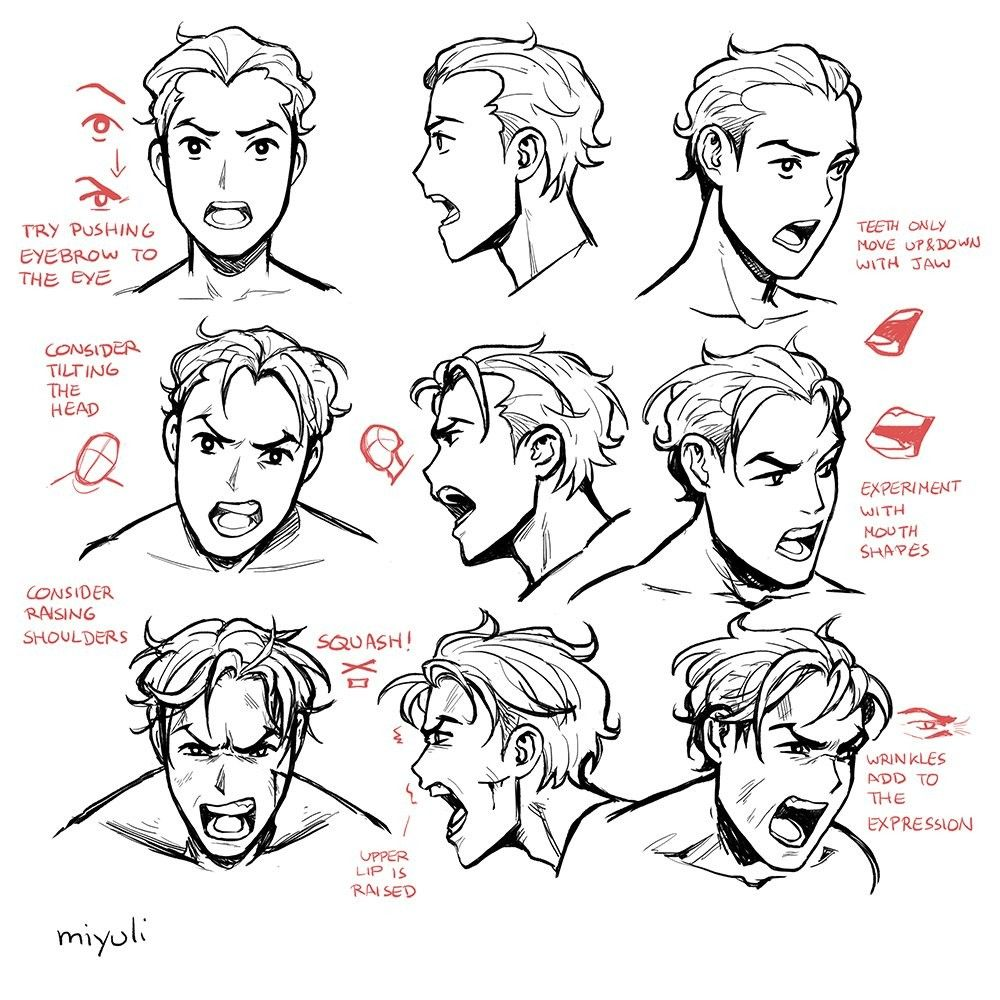 Pin By Milk Davis On Pose In 2020 Drawing Tips Drawing Expressions Art Reference Poses
