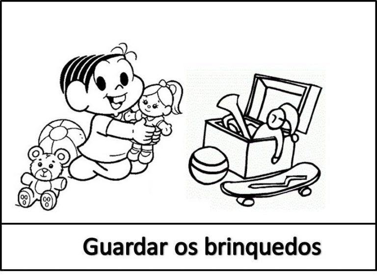 Combinados Da Turma Da Monica Regras De Sala De Aula Monica Para Colorir Projeto Leitura Educacao Infantil