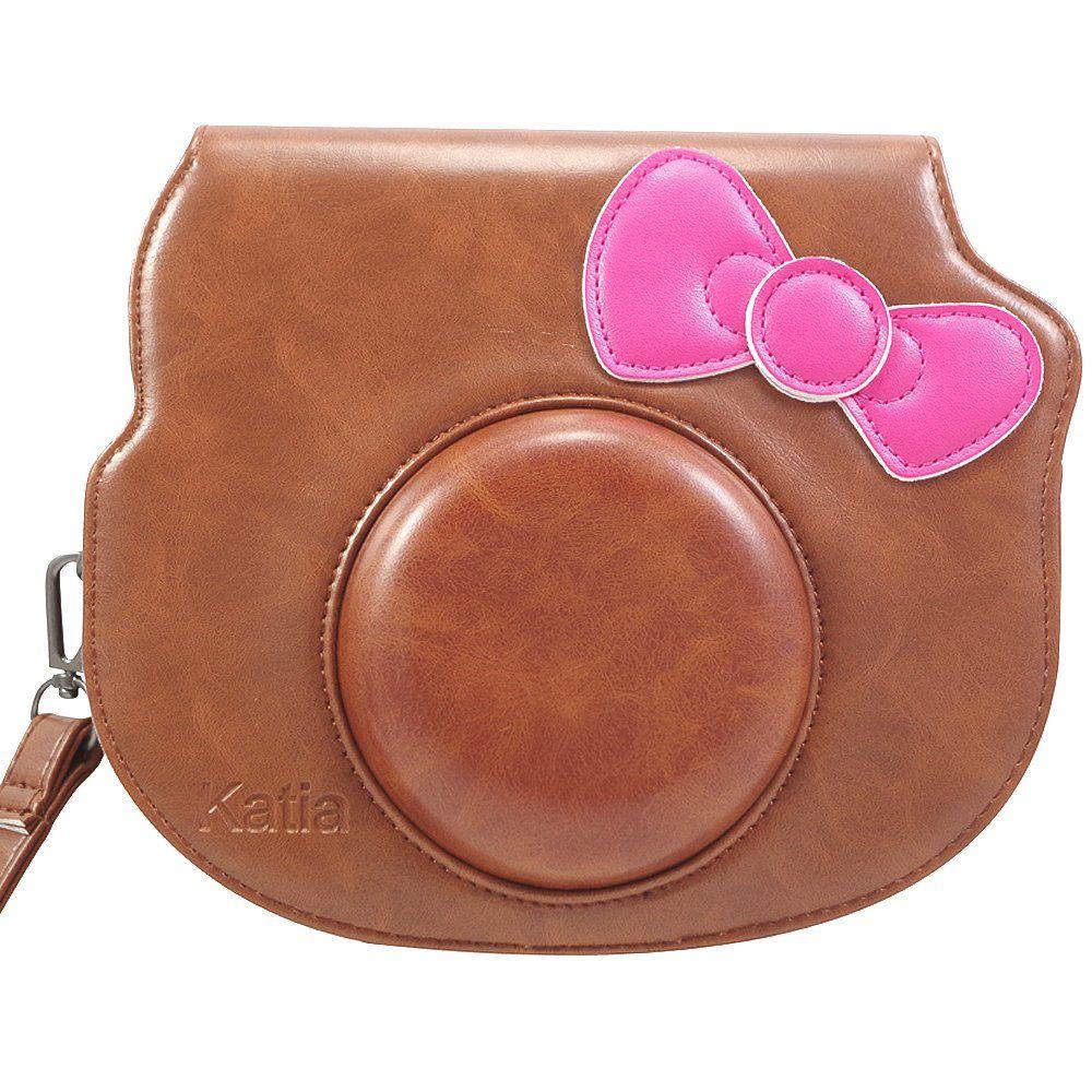 e0bc756b0f82  Fujifilm Hello Kitty Instant Camera Case  -- Katia Comprehensive  Protection Fujifilm Instax Mini Hello Kitty Instant Film Camera Case Bag  With Soft PU ...