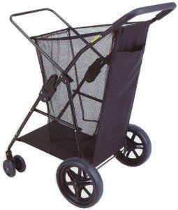 $62.50 Amazon.com: Rio Beach Wonder Wheeler Plus Beach Cart: Patio, Lawn & Garden