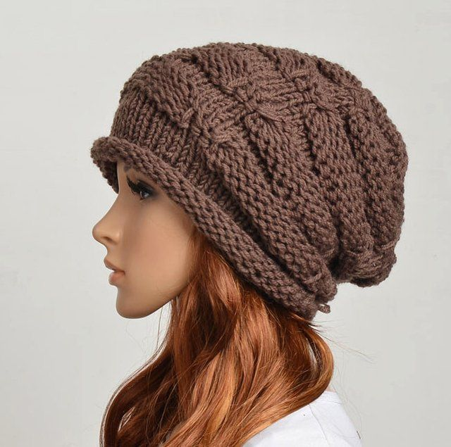 Dear Santa, I want a Wool Handmade Knitted Crochet Hat Woman Clothing on Luulla, please.  Thanks!