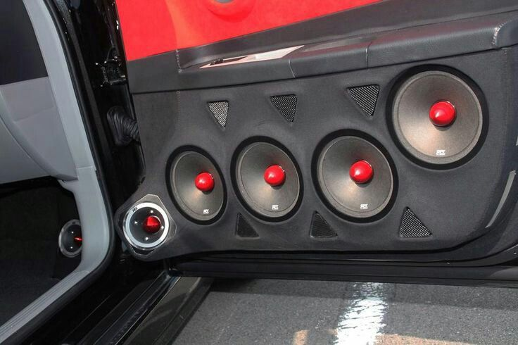 Pin by Michael Crawford on Custom Audio Designs Car