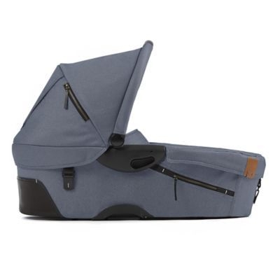 Mutsy Evo Bassinet In Industrial Grey  ec134082be