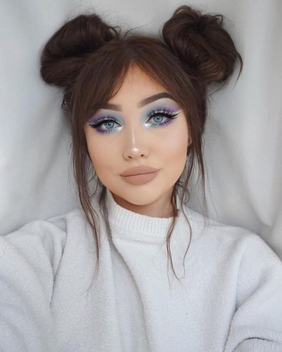 15 Gorgeous Cut Crease Makeup Looks – Society19