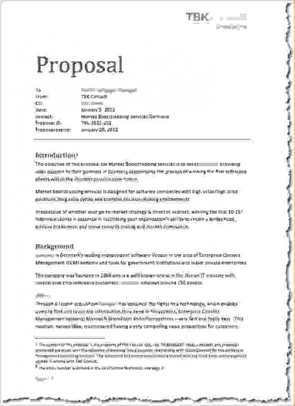 005 How To Write A Proposal Letter Proposal letter, Business