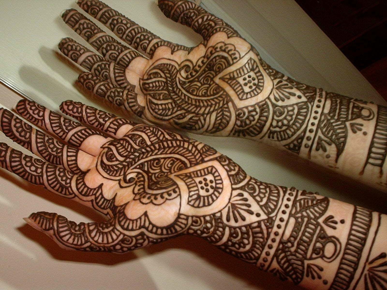 Indian Hand Tattoos For Women Indian Women For Hand Tattoo Pic