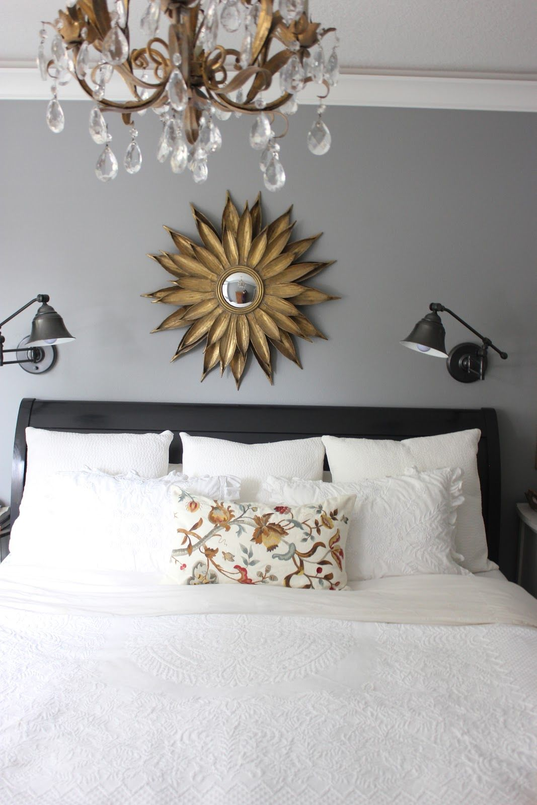 Upholstered Headboard With Images Wall Mounted Bedside