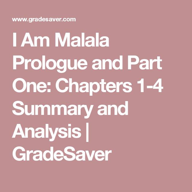 summary on i am malala