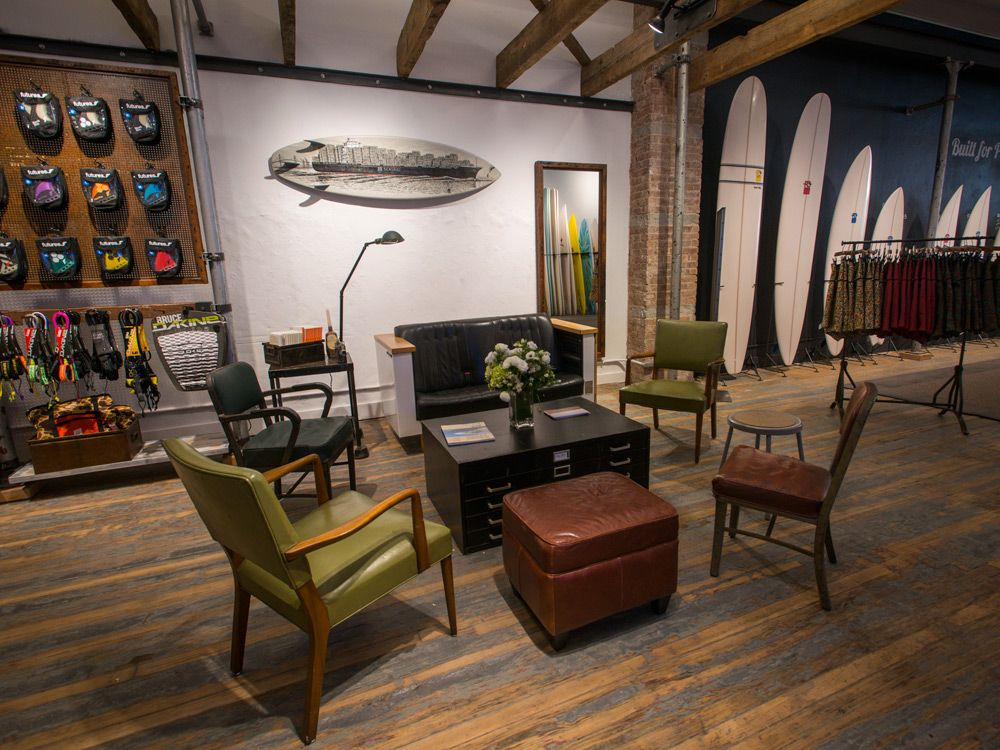 Patagonia Opens Bowery Surf Shop In NYC