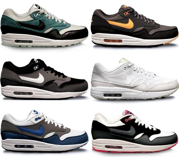 Nike Air Max 1 Essential Premium Pazdziernik 2013 Ilustracje Running Shoes Nike Nike Shoes Outlet Nike Air Max