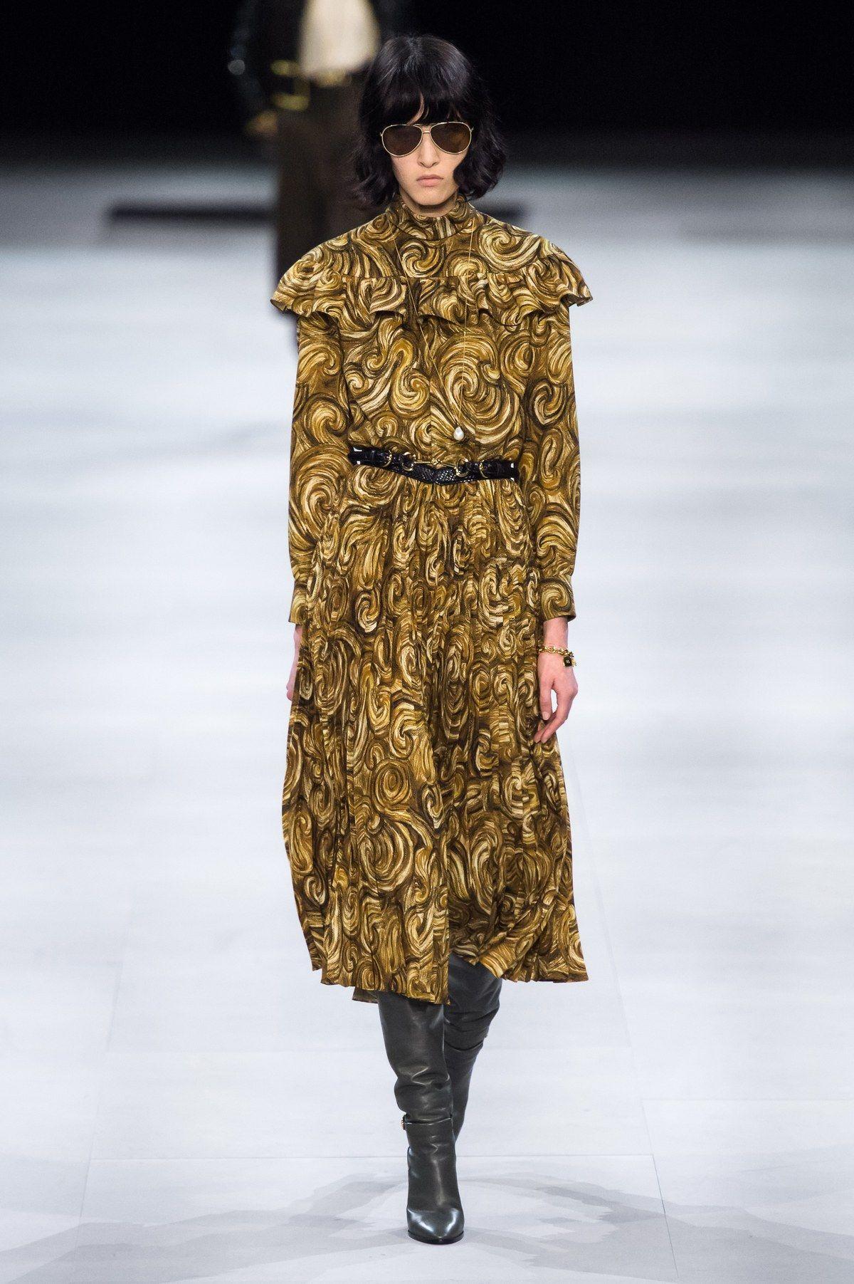Celine Fall 2019 Ready-to-Wear Fashion Show