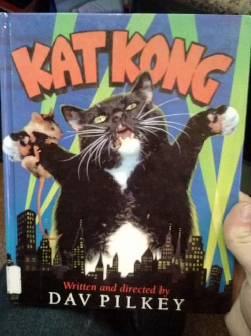 Don't mess with KAT KONG.