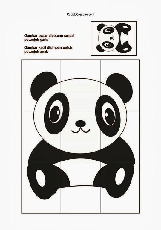 Ide+ Jenis Gambar Panda Sendiri Kekinian