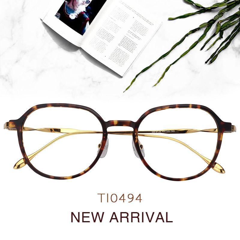 2d9038972e0 Jimmy Round Tortoise Glasses TI0494-01