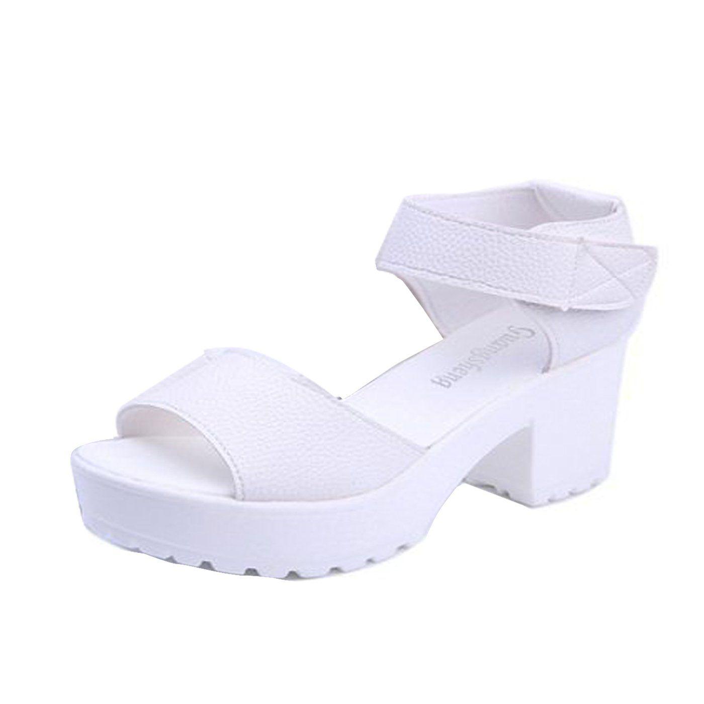 Amazon.com: Women Summer Sandals Velcro