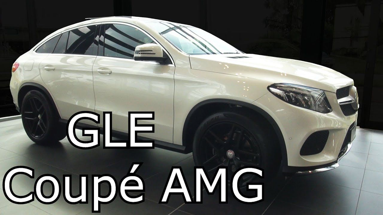 2017 Mercedes Benz Gle Coupe 2016 350d Amg Review Interior