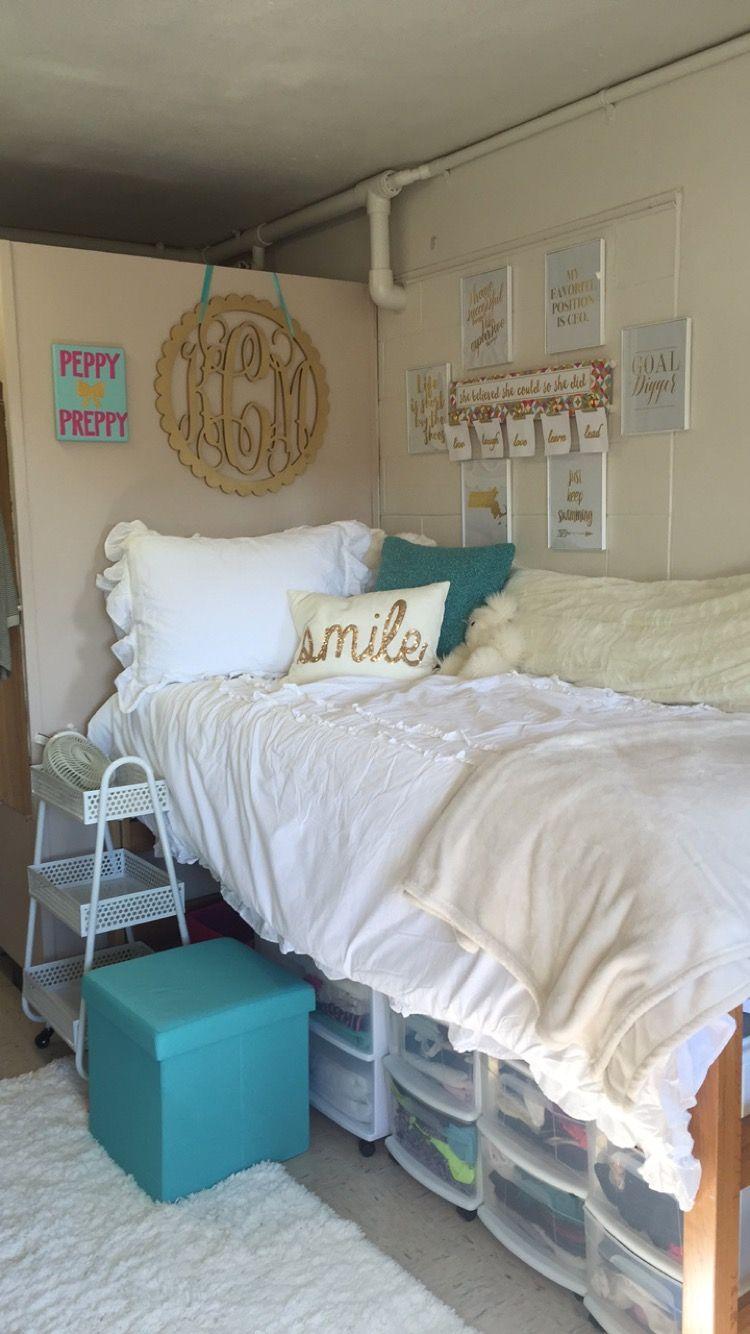 My Dorm Room At UMass Amherst Part 34