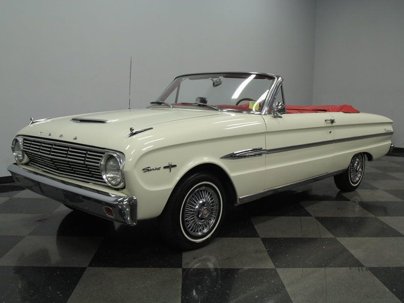 1963 Ford Falcon | Auto Art | Pinterest | Ford falcon, Falcons and Ford