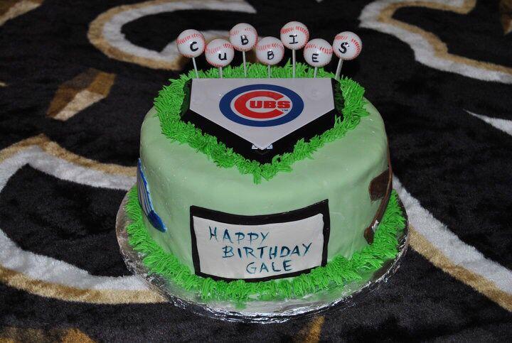 Birthday Cake, Chicago Cubs