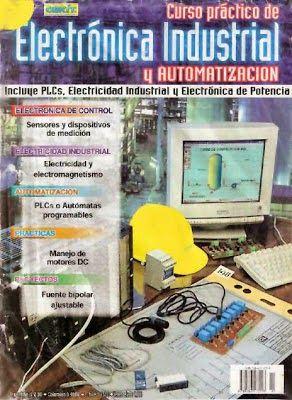 Curso De Electrónica Industrial Y Automatización Cekit Electrónica Libro De Proyectos Ingenieria Electronica