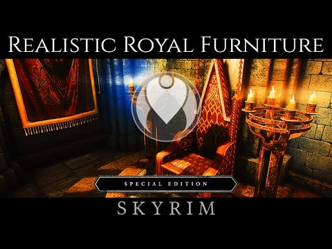 Snazzy Furniture and Clutter Overhaul (SFCO) at Skyrim