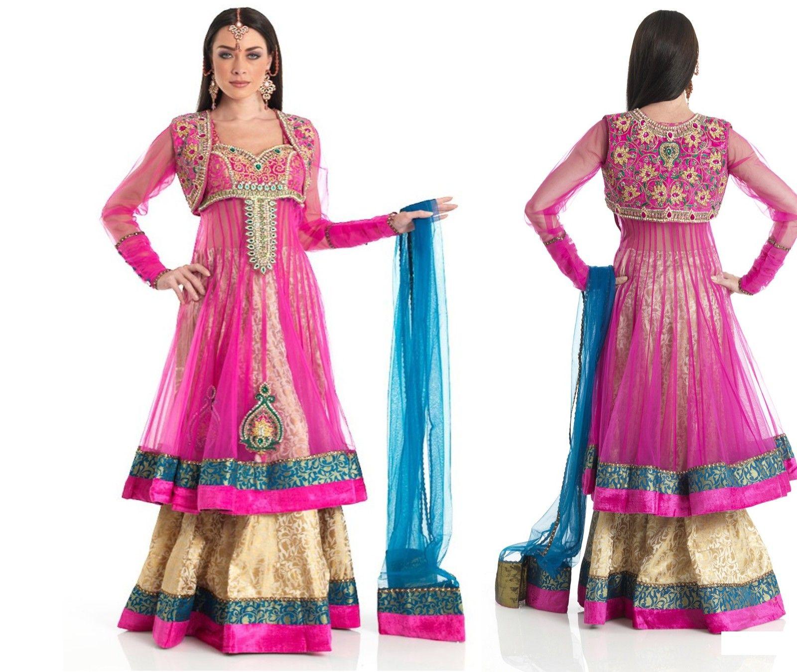 Indian Dress Designs | Chicboutique: Double Shirt Dresses Designs ...