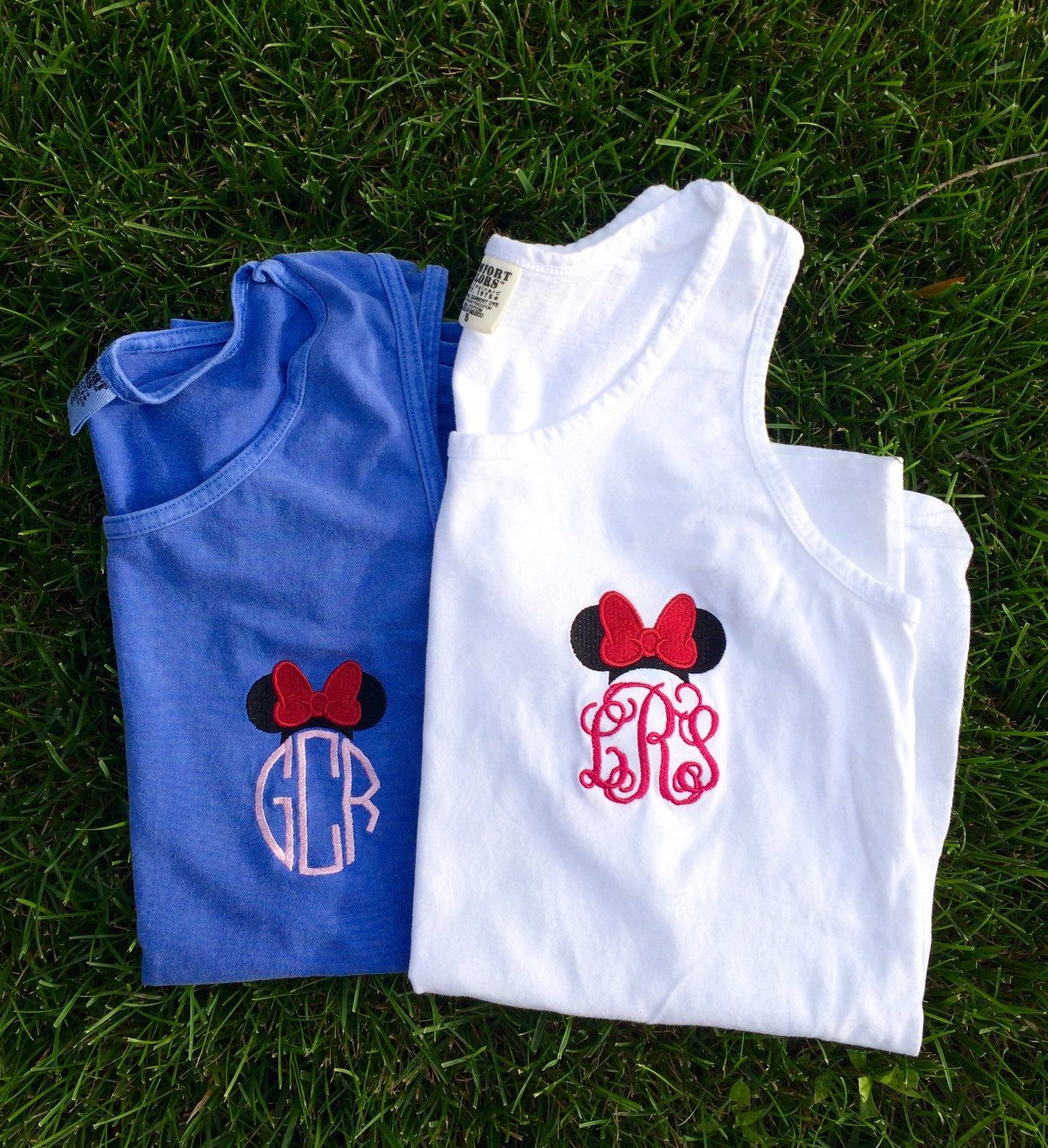 Boys Mickey Mouse Shirt Disney Monogrammed by