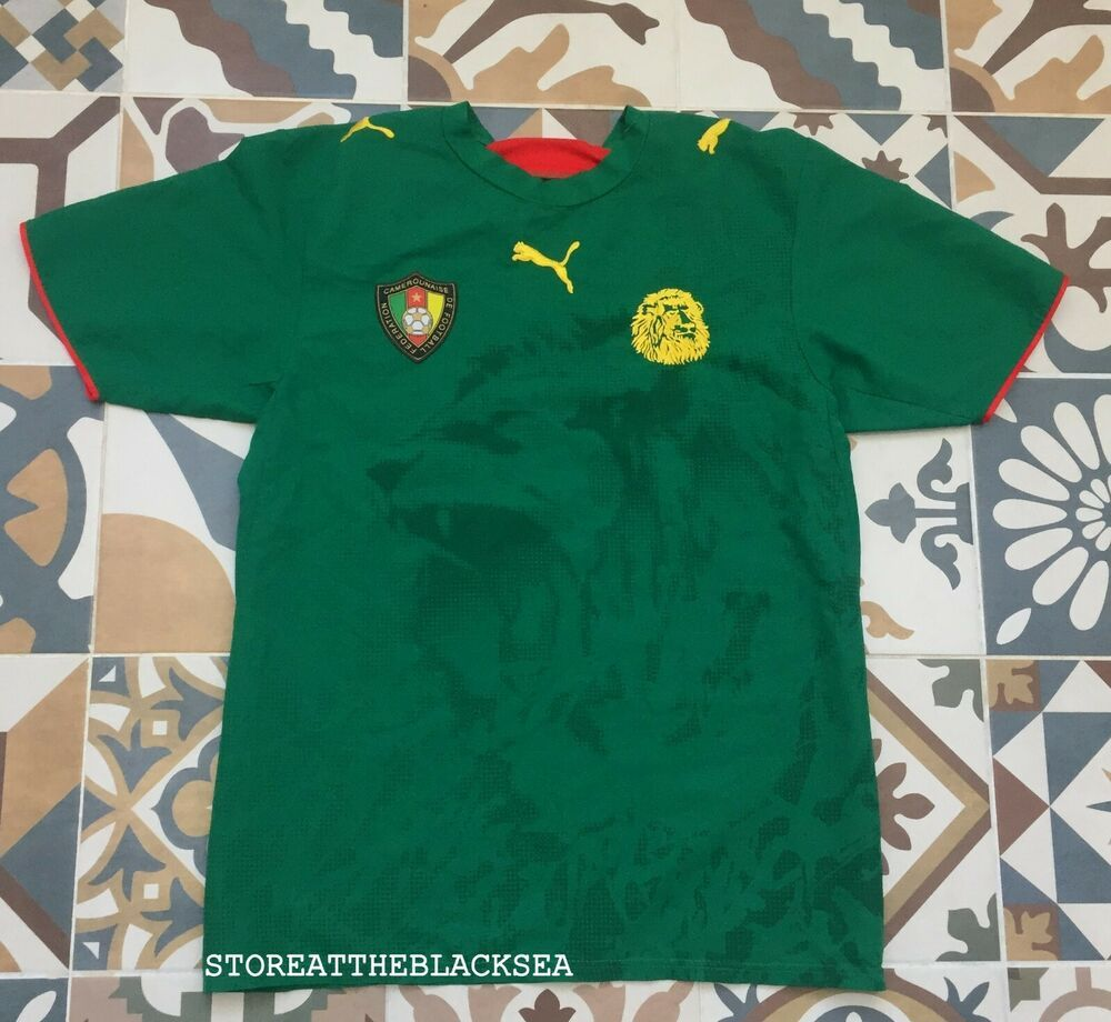 76c33a983 Cameroon National Football Team Shirts – EDGE Engineering and ...