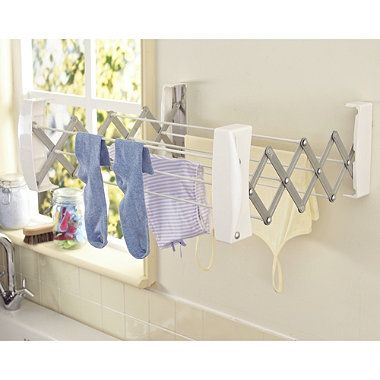 My Search For Clothes Lines Laundry Room Remodel Clothes Drying Racks Wall Mounted Washing Line