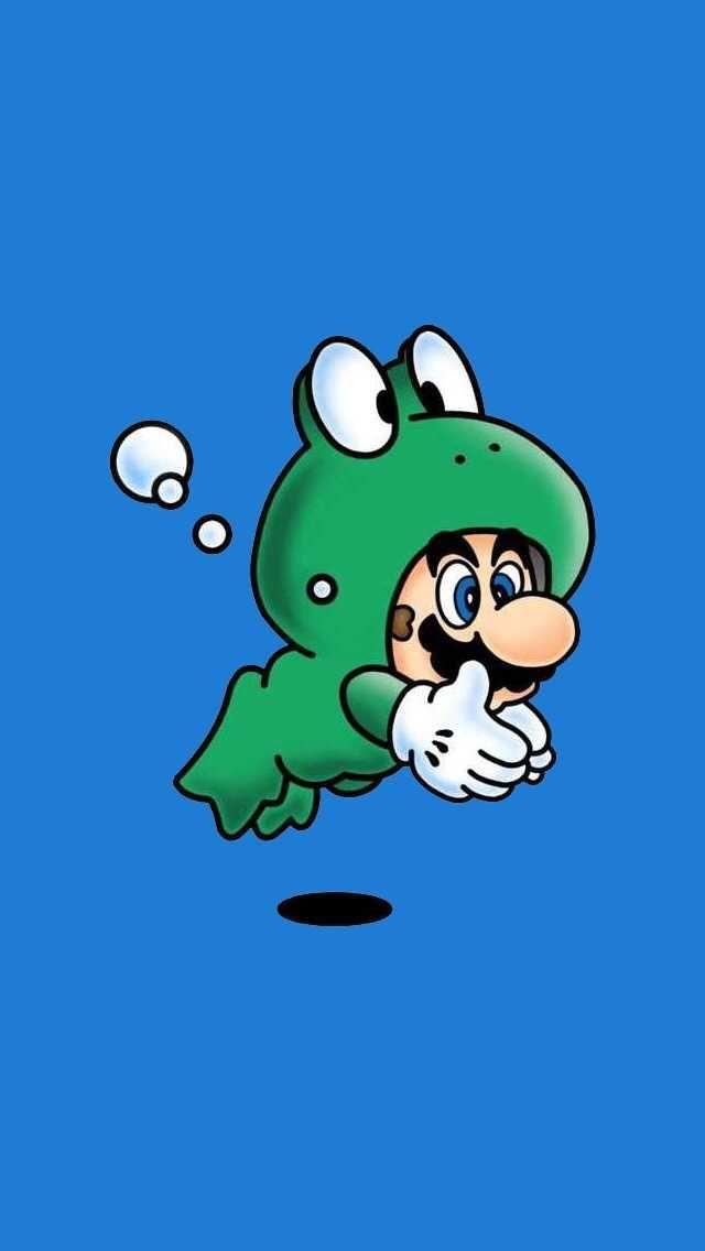 Mario Bros/Nintendo Phone Wallpaper Dump (1) - Awesome post