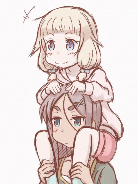 Umiko & Nene in 2019 News games, Games, Anime