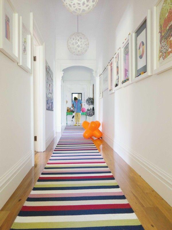 The home of interior designerbloggercolour queen Alex Fulton