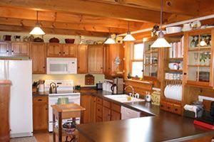 Alabama Strongwood Log Homes