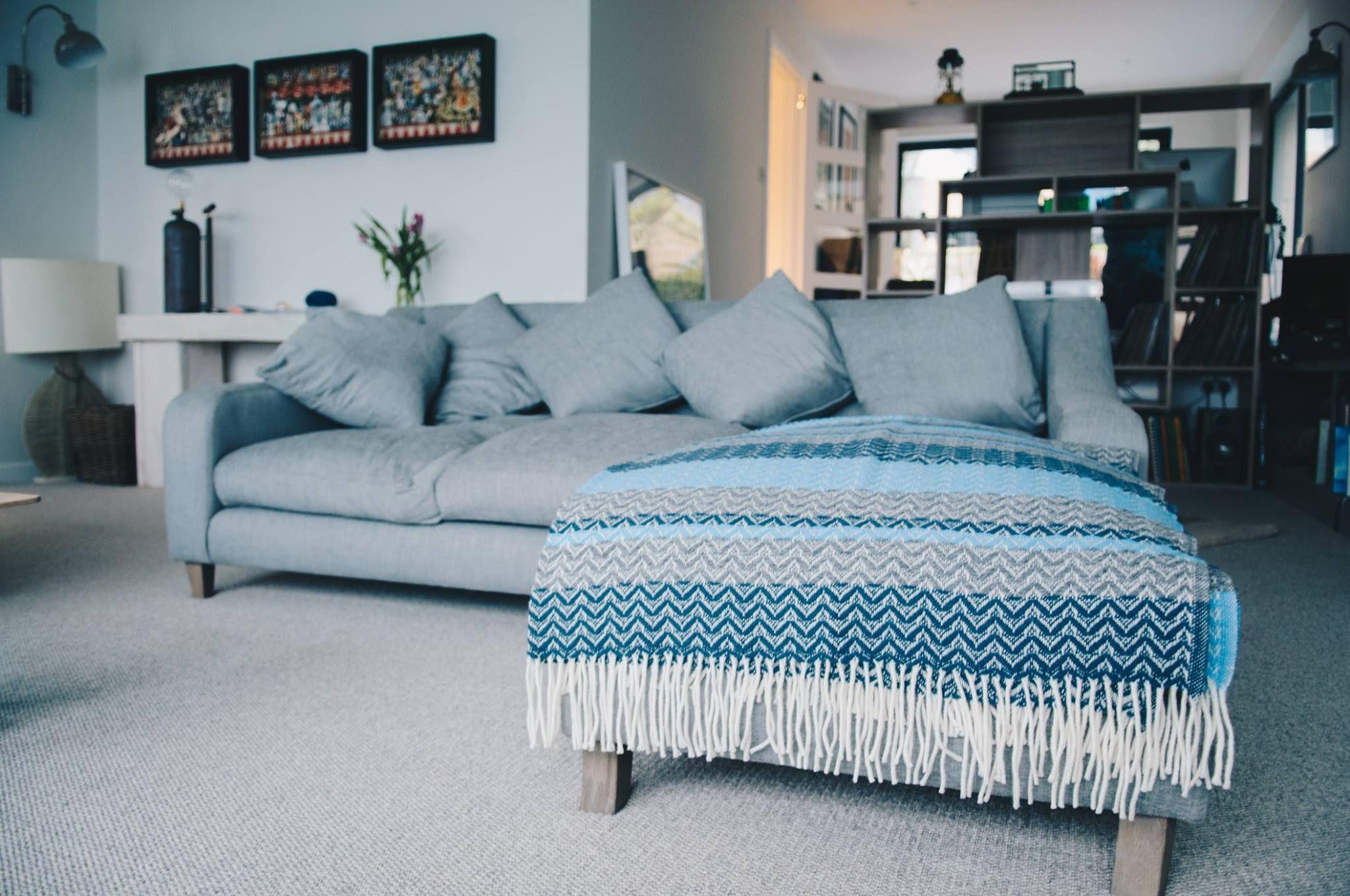 374a25c7e2 Beach Boutique - Ocean Waves Blanket | home sweet home | Beach ...