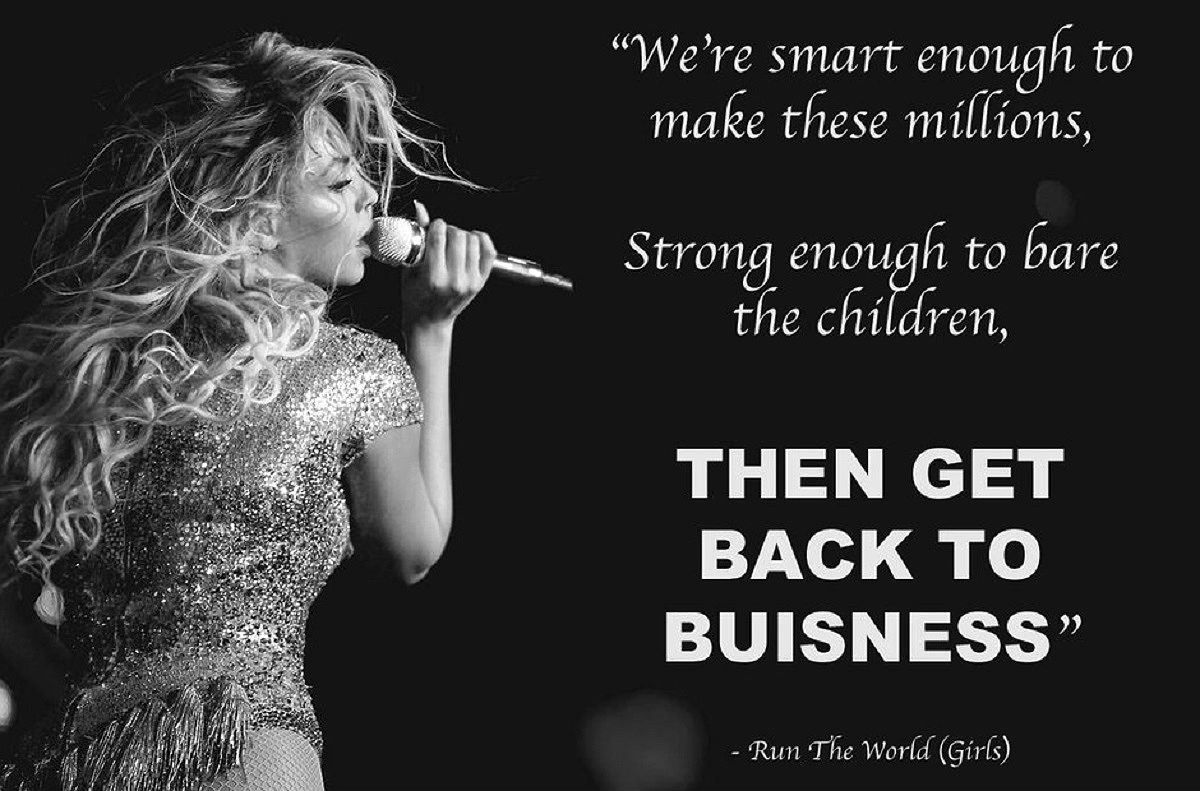 beyonce quote Super healthy recipes, Beyonce quotes