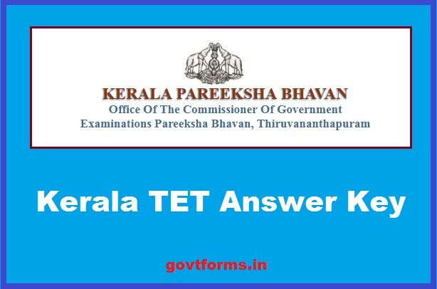 KTET Answer Key 30 दिसम्बर 2017-pdf! Category {3-4} Kerala ...