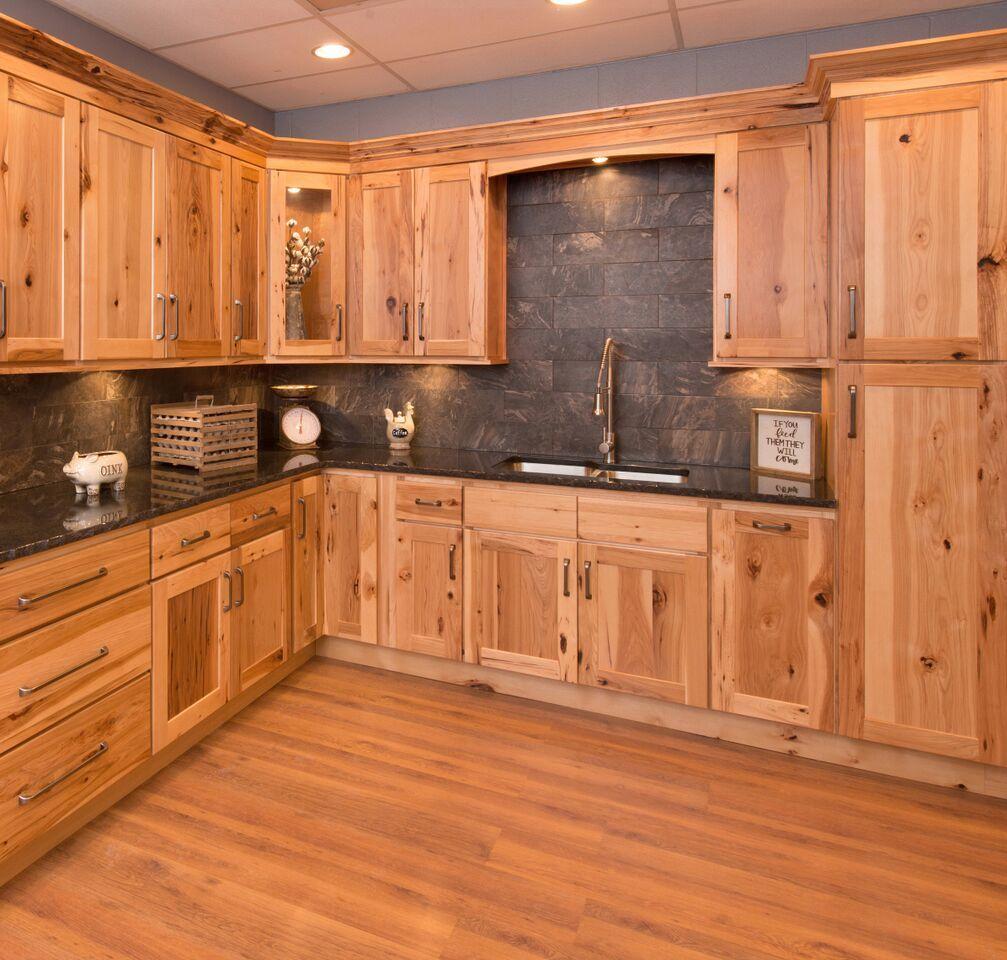 Carolina Hickory Kitchen Cabinets Hickory Kitchen Hickory Kitchen Cabinets Hickory Cabinets