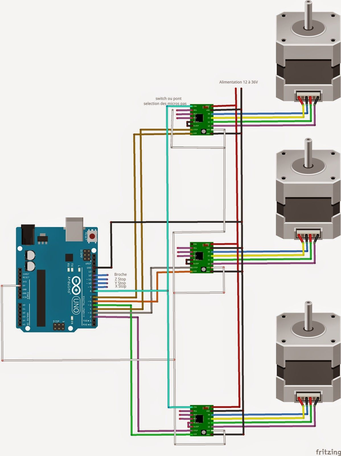 c99adc263f520a8ec4b899c2bf06b111 arduino cr�ations cnc avec arduino et grbl arduino pinterest Arduino Grbl Variable Spindle at creativeand.co