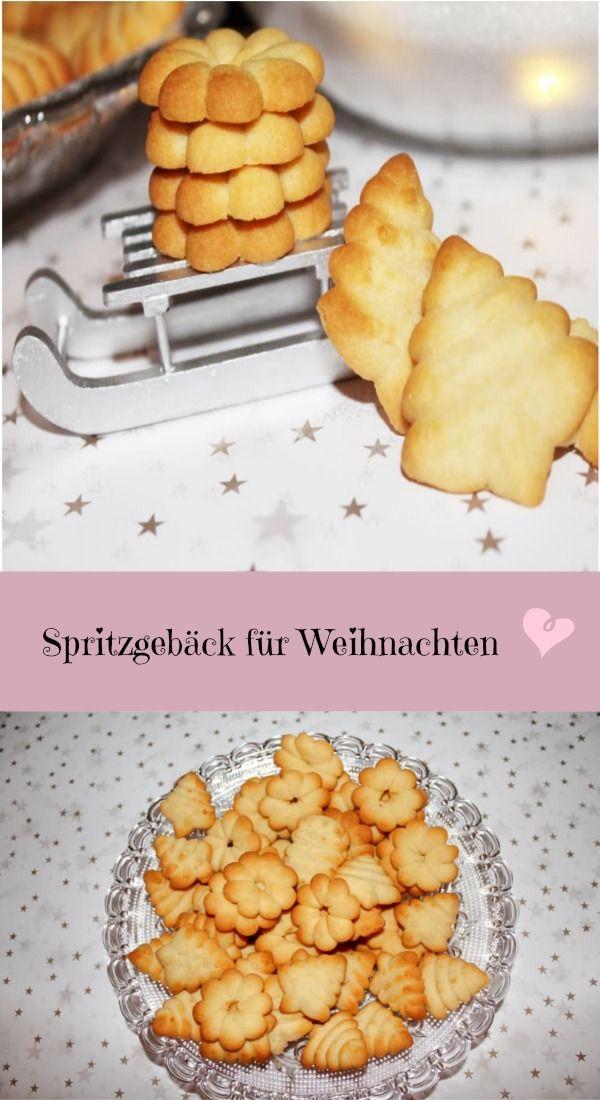 Spritzgebäck gemacht mit Cookie Press II total easy und so lecker #Christmascookies # Spritzgebäck #Christmasbakery