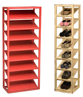 Superior Shoe Racks Over The Door Shoe Organizers Shop Our Selection Of Shoe Storage  In The Storage Organization Department At The