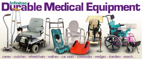 Infinitec: Durable Medical Equipment   Medical equipment ...