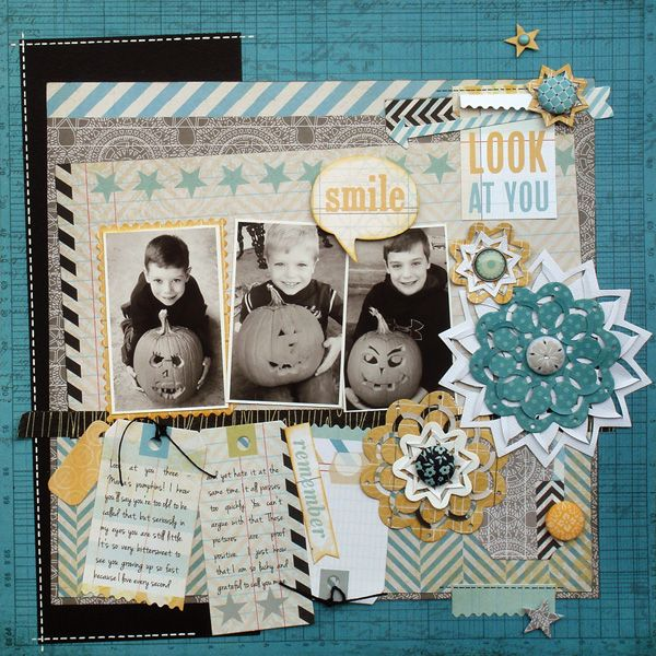*Look at You* - Scrapbook.com