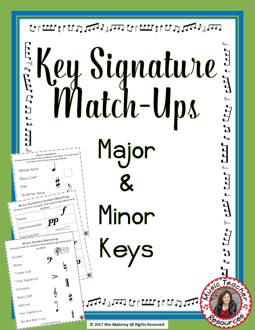 Key Signatures in Music | Piano | Pinterest