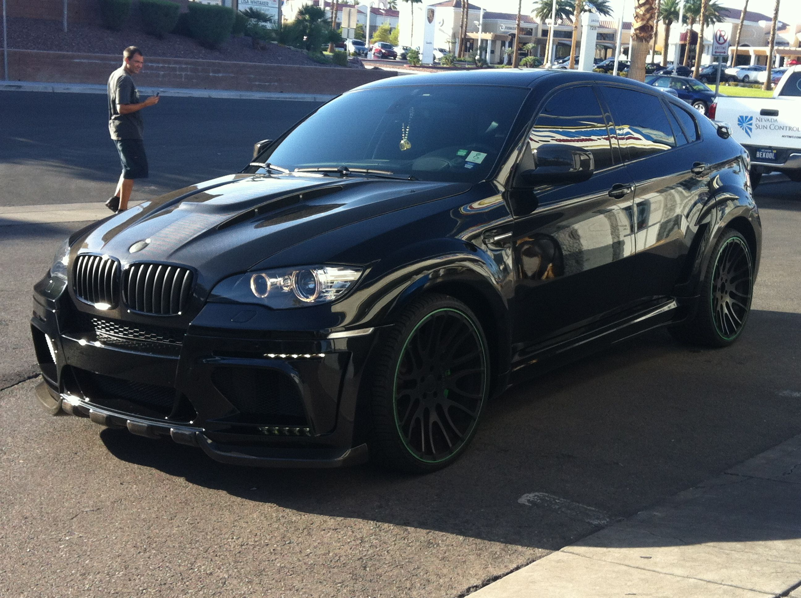 Bmw X6 Custom Wheels Wallpapers Gallery
