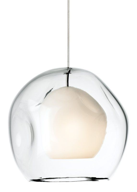 View the lbl lighting mini jasper clear 50w monopoint 1 light mini pendant at lightingdirect