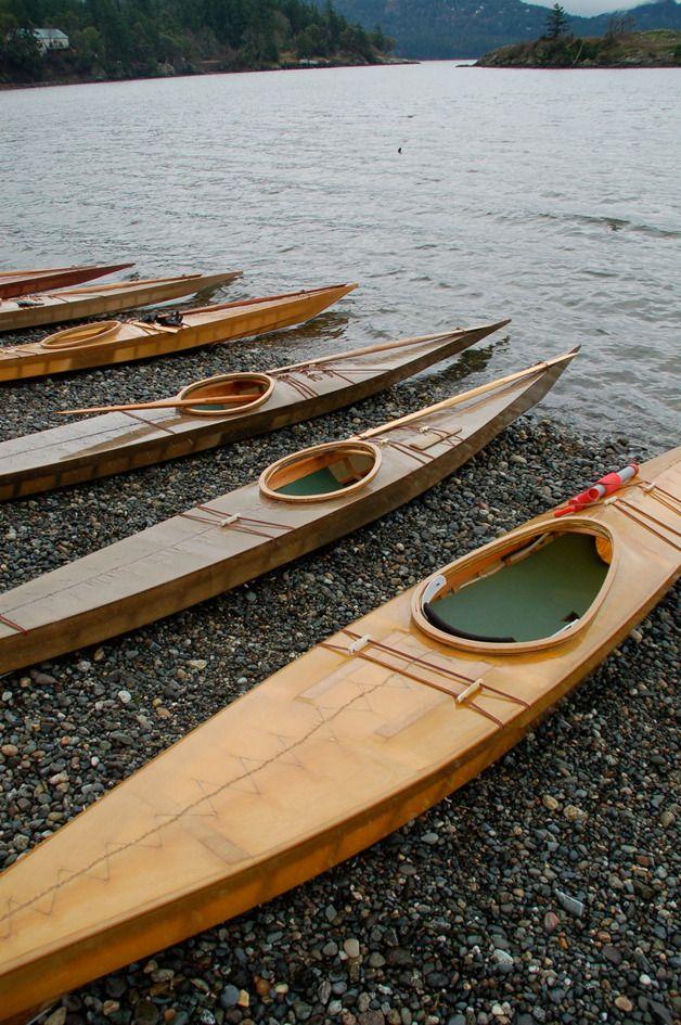 Islanders build traditional Greenland skin-on-frame kayaks - Islands ...