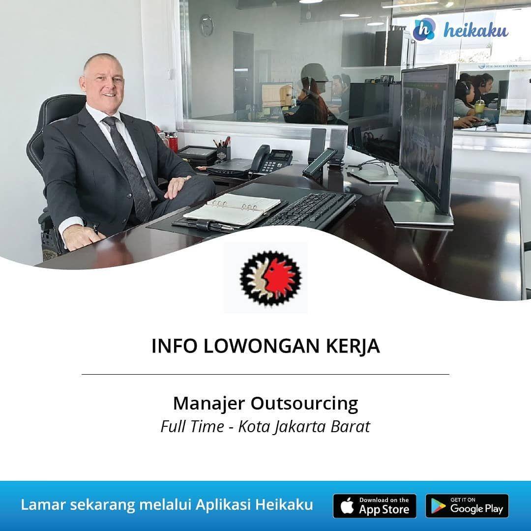 Informasi Lowongan Kerja Posisi Manajer Outsourcing Perusahaan