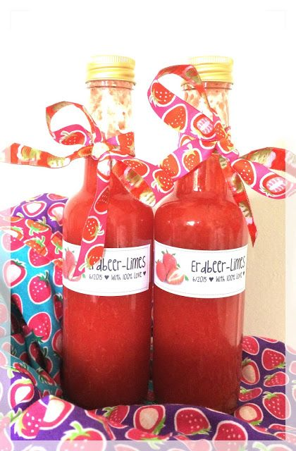 die besten 25 erdbeerlimes rezept ideen auf pinterest erdbeerlimes erdbeer limes rezept und. Black Bedroom Furniture Sets. Home Design Ideas
